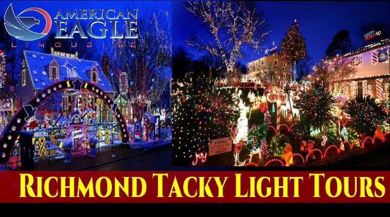 Tacky Light Tour Richmond